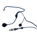 ClearCom CC-27 Single Ear Wraparound Headset 4pin XLR
