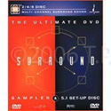 Chesky Records Ultimate DVD Set-up Disc and Surround Sampler