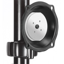 Chief JPP210S Medium Pivot/Tilt Pole Mount - Silver