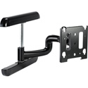 Chief MWRVB Universal Flat Panel Swing Arm Mount (30-50 Inch Displays) Black