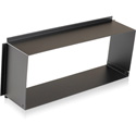 Chroma-Q CHCFTH12 City Theatrical Black Top Hat for Color Force 12