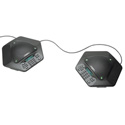 Clear One MAXATTACH plus 2 - Wired Tabletop Conferencing Phone - (4 Phones 1 Bas