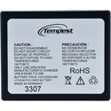Clear-Com T-LP1 Lithium-polymer battery for Tempest 2.4GHz beltstation