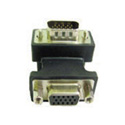 Calrad 35-704-A VGA Right Angle Adapter Down