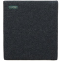 Clearsonic S2 24x22x1.5 Inch Sorber (Dark Grey)