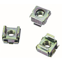 Middle Atlantic CN6MM-100 100 pc. 6mm Cage Nuts