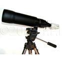 5 Meter to 50 Kilometer Video Telescope Lens