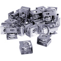 Clip-On Rack Nuts 25pk.