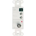 Channel Plus 2010 In-wall Power Injector IR Interface