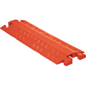 Checkers Linebacker 1-Channel Protector 1.25in Channel Size Drop Over- Orange