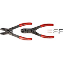 Crescent Retaining Ring Pliers Kit