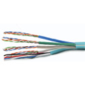 2-Conductor Data / 4x CAT5e 350MHz / 2-Conductor Power Crestron Cable 500 Foot