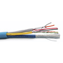 1x CAT6 STP / 1x CAT5E UTP / 1x 22AWG Data / 1x 18AWG Power Crestron Cable - 500
