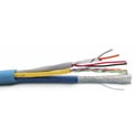 1x CAT6 STP / 1x CAT5E UTP / 1x 22AWG Data / 1x 18AWG Power Crestron Cable - 500 Foot