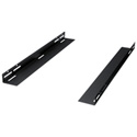 Middle Atlantic CSA-20-H Chassis Support Brackets (20in 200 lb)