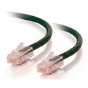 35ft Cat5E 350 MHz Assembled Patch Cable - Green