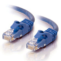 3ft Cat6 550 MHz Snagless Patch Cable - Blue