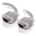 1ft Premium Shielded HD15 SXGA M/M Monitor Cable