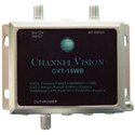 Channel Vision CVT-15WB 15dB RF Amplifier for Standard and Wide Bandwidth CATV S