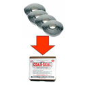 Coax-Seal .5in x 60in Roll
