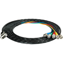HD 15 Pin to 5 BNC Breakout Cable 3 Foot