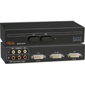 Digital Extender DS-21A DVI with Audio Switcher