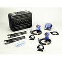 Dedolight  Dedocool 500 watt Standard Lighting Kit with 2 COOLH Heads Power Supply & Case.