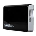 Delkin DDREADER-41 USB 2.0 Universal Multi-Card Reader/ Writer