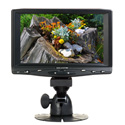 Delvcam DELV-HD7 HDMI / VGA / Composite 16x9  7 Inch Camera Top LCD Monitor