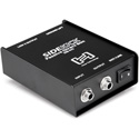 Hosa DIB-443 Sidekick Passive DI Box 1/4 in TS to XLR3M
