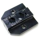 Neutrik DIE-R-BNC-PY Die for HX-R-BNC Crimp Tool