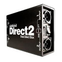 WHIRLWIND Direct 2 Direct Box