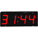 Denecke TC MAXI/4 Four Digit Studio Time Code Reader - Minutes & Seconds