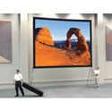 Da-Lite 92111 12x16 Ft. Heavy Duty Fast-Fold Deluxe Screen System - Da-Tex