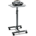 Da-Lite PHT800-1250 Projection Cart- Tilting Shelf