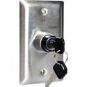Draper 121018 3-Position Key Control Switch KS-3 (110 V)