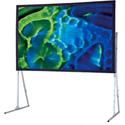 Draper 241076 Ultimate Folding Screen 15 ft. NTSC Cineflex 9 x 12 ft.