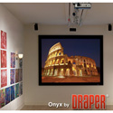 Draper 253287 92 Inch M1300 Onyx with Veltex HDTV Projection Screen