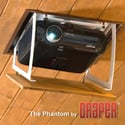 Draper 300371 Phantom Projector Lift - Model B