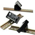 RDL DRA-35S STICK-ON DIN Rail Adapter - 1 Module