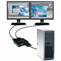 Matrox DUALHEAD2GO Digital Dual Monitor Stretcher with DVI Output
