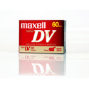 Maxell Mini-DV Chipless Tape 60 Minute