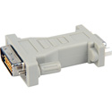 DVI-D Dual Link Male to VGA Female Adapter