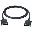 Dual Link DVI-I Male to DVI-I Male Cable 6ft