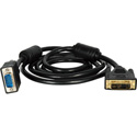 TecNec Premium DVID-VGA-6 DVI Analog Male to VGA Male Cable 6Ft