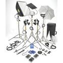 DV Pro ViP System 55 Kit With Tota/Omni Case