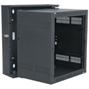 Middle Atlantic DWR Series Sectional Wall Equipment Racks