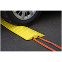 Speed Bump Cable Guard 10x2x6 ft