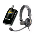 Eartec Simultalk 24G-2 Two-Station Hands-Free Wireless System (Slimline Single)