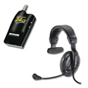 Eartec SLT24G2PS Simultalk 24G-2 Series - 2 Radios w/Proline Single Headsets
